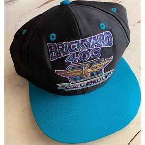 VTG 1995 deadstock car racing embroidered ball cap